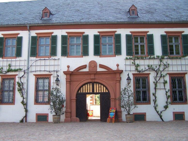 Klosteranlage hotel zu den drei kronen for Design hotel zur abtei